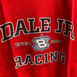 Chase Authentics Shirts - Vintage 2000 Dale Earnhardt Jr Shirt w/Budweiser